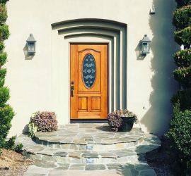 Extravagent Home Front Door